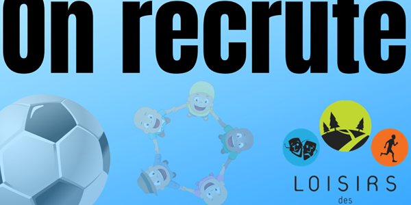 Camp de jour 2021 : On recrute!